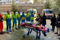Una nuova ambulanza per Minervino Murge
