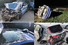 Feriti due agenti di polizia in un inseguimento tra Minervino e Canosa