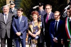 Il Ministro Teresa Bellanova in visita nella Bat