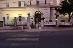 Nastri colorati per difendere la Rssa Bilanzuoli di Minervino