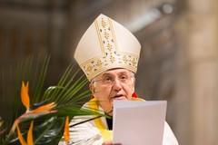 Settimana Santa, il calendario dei riti presieduti da Mons. Mansi