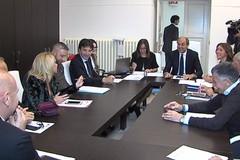 Insediato il nuovo consiglio provinciale con il minervinese Massimiliano Bevilacqua