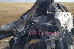 Tragico schianto sulla Minervino - Spinazzola, un morto