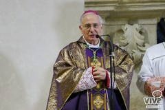 Diocesi in festa, 5 anni dall'ordinazione episcopale di Mons. Luigi Mansi