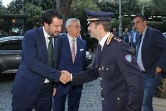 Ordine pubblico nella Bat all'attenzione del Ministro Matteo Salvini