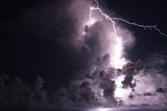 Allerta meteo per possibili temporali su Minervino