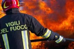 Ancora un incendio a Minervino Murge, fiamme in zona Locone