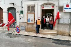 Assalto alla CGIL, oggi sede di Minervino Murge aperta per solidarietà