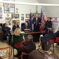 Partito Democratico, tour nella Bat per Fioroni-Grassi-Mennea