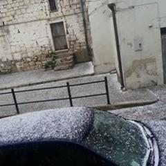 Allerta maltempo, in arrivo neve e vento