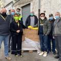 Da Coldiretti pasta in dono alle famiglie di Minervino in difficoltà