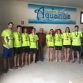 Nuoto, medaglie per gli atleti minervinesi ai Campionati Regionali