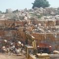 Scovata cava abusiva nelle campagne di Minervino Murge