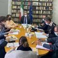 Sicurezza, a Minervino Murge riunione tra Prefetto, sindaco e forze dell'ordine