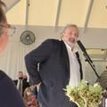 Emiliano presenta i candidati della Bat e chiede aiuto al Governo per vincere su Fitto