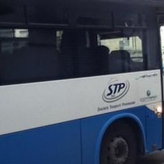 Multa a bus dell'STP: 103 persone a bordo rispetto alle 71 possibili