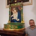Giuseppe Marzano, l'artista che ridona vita alle icone sacre di Minervino