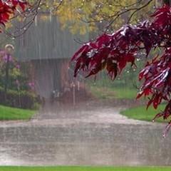 Feste pasquali con pioggia e vento