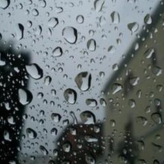 Pioggia e vento durante l'ultima settimana di marzo