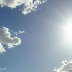 Temperature in rialzo e sole a partire da giovedì