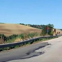 Sicurezza stradale, procedura di gara per interventi sulla Sp4 Canosa-Spinazzola