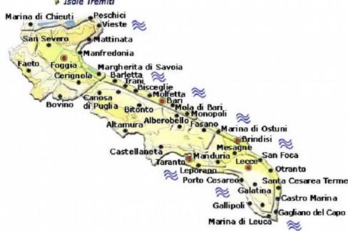 Cartina Puglia Dettagliata Gallipoli.Bat Dal 4 Agosto Al 1 Settembre Prima Edizione Di Aria Di Masseria