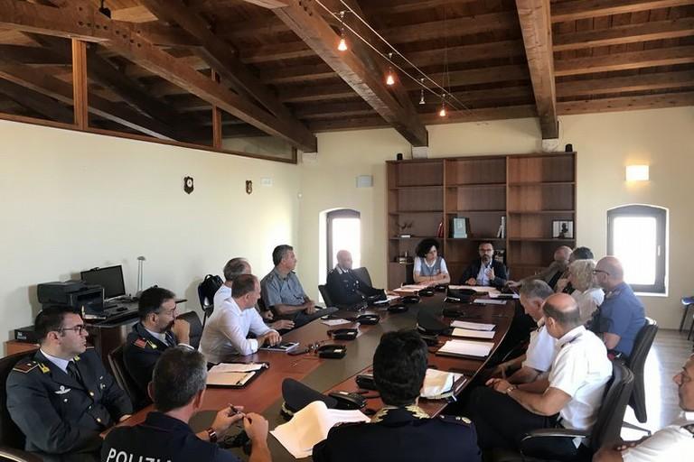 Comitato operativo viabilità Prefettura