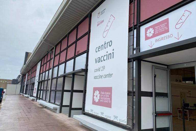 Punto vaccinale