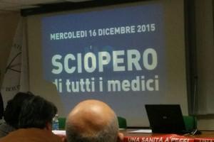 Assemblea medici Bari 16 dicembre 2015