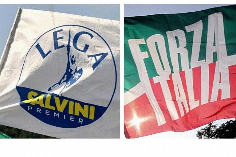 Lega e Forza Italia