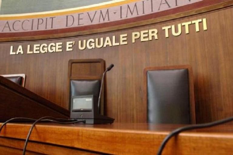processo, aula giudiziaria